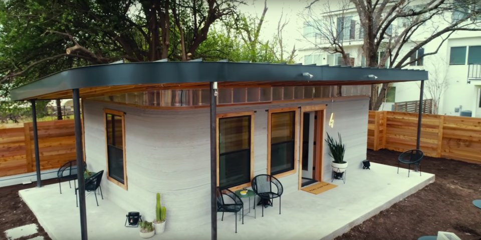 The 3D printed houses are here and ready to conquer the market