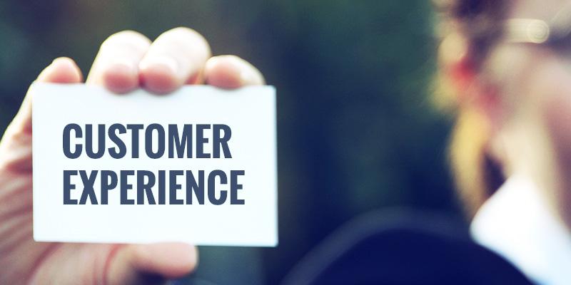 The customer experience in B2B marketing