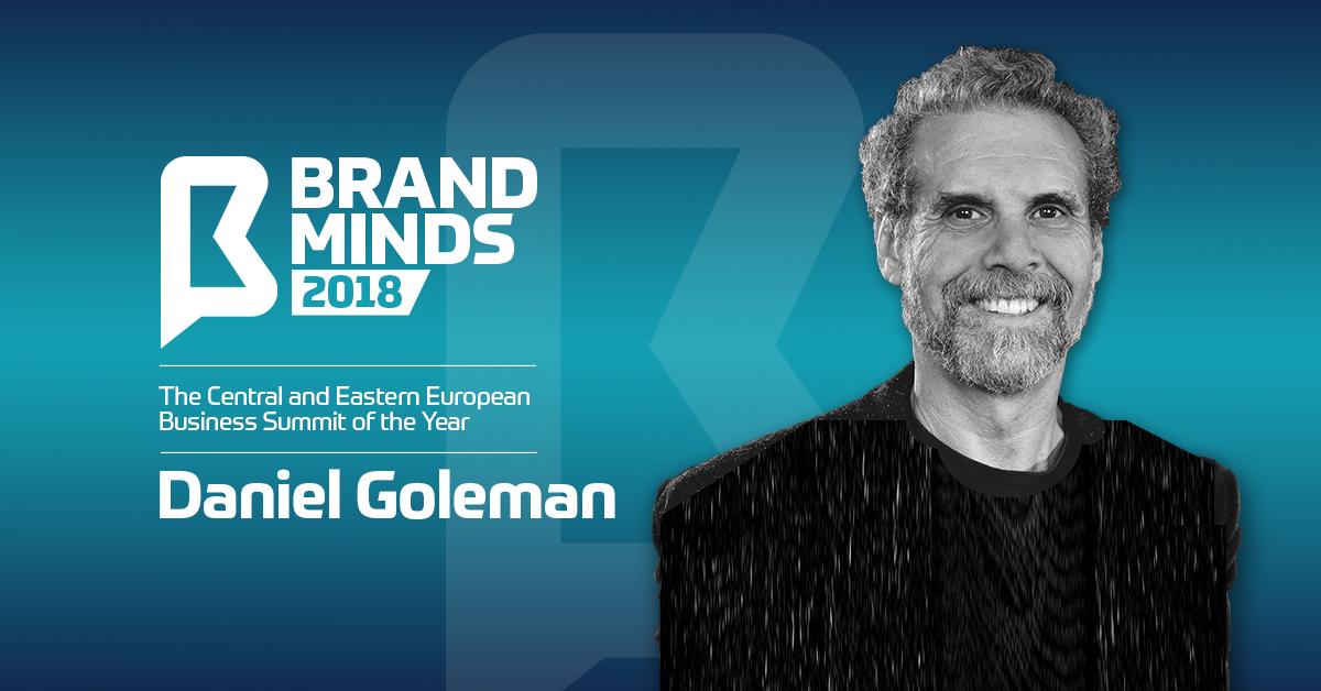 WHO IS DANIEL GOLEMAN?
