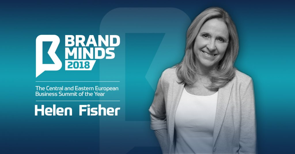 Who is Helen Fisher?
