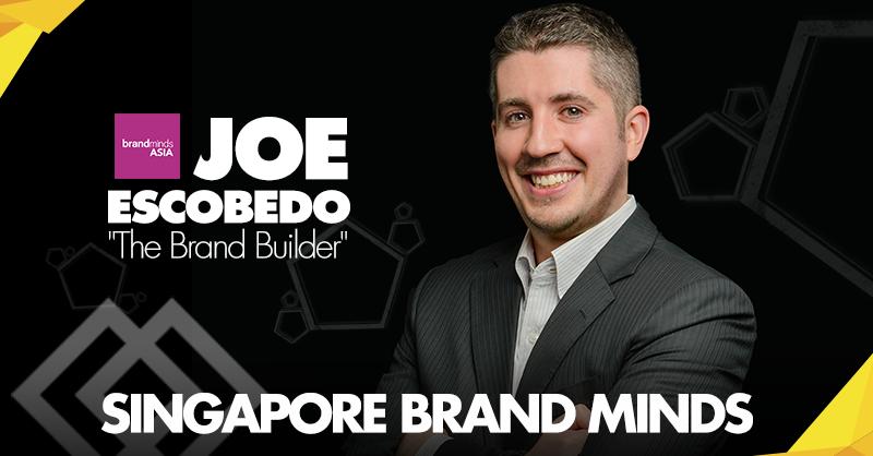 Meet Joe Escobedo, One of Singapore's Brand Minds