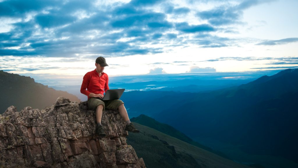 Technologies that help you work from anywhere in the world