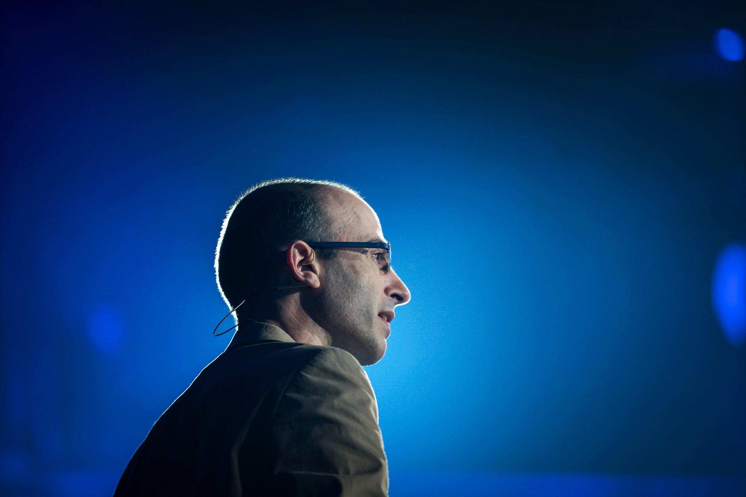 Yuval Noah Harari at BRAND MINDS