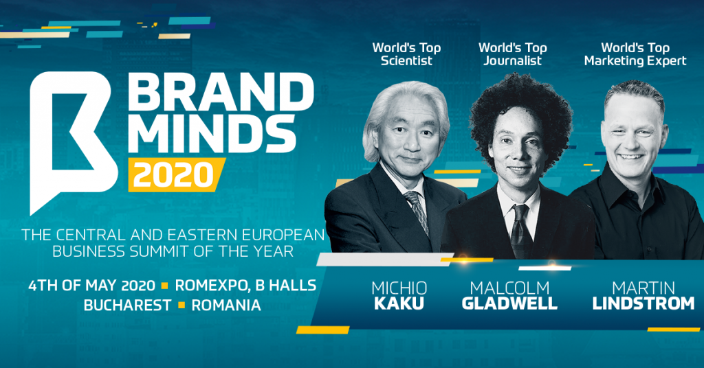 BRAND MINDS 2020 - The Future Of Business