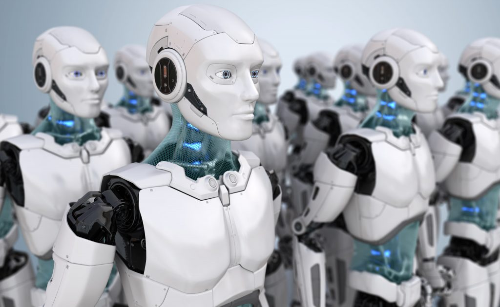 3 Robots Shaping Our Future