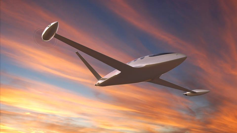 Alice, the World's First All-Electric Aircraft