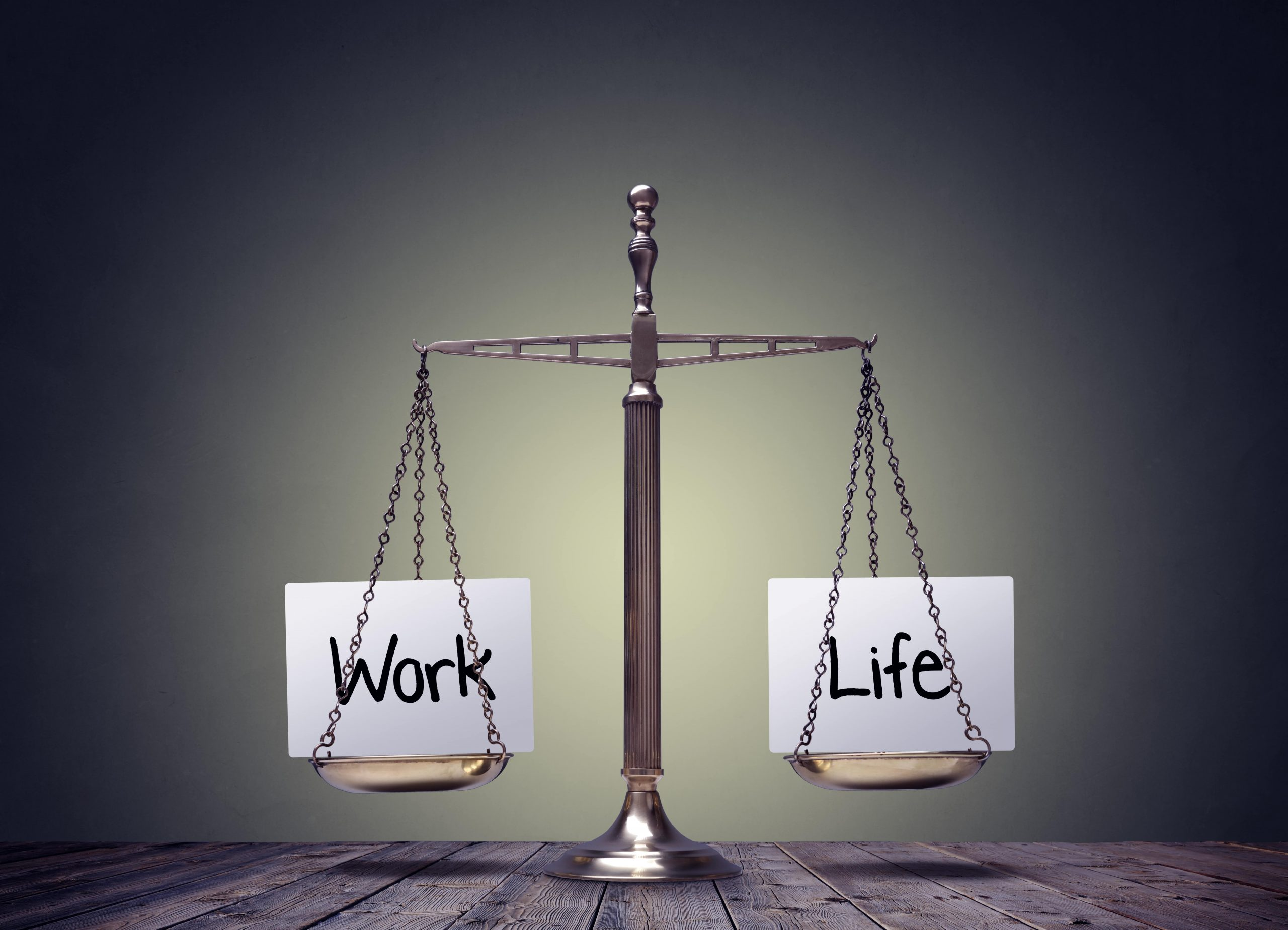 Work-life. What's the right balance?