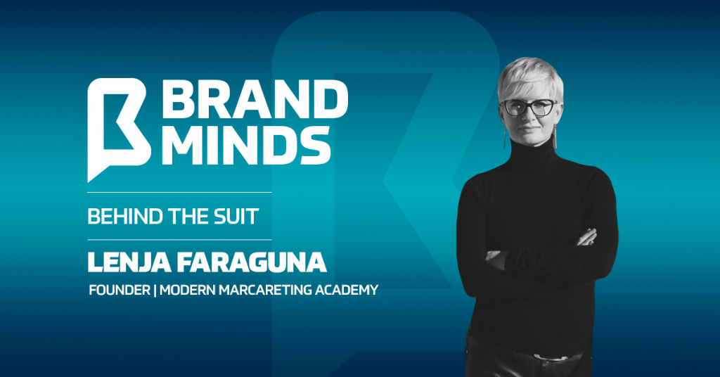 Meet the founder of Marcareting Academy   BehindTheSuit