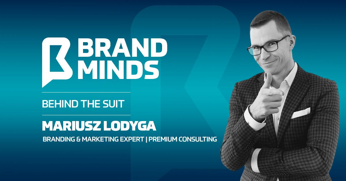 Meet Mariusz Lodyga   Behind the Suit