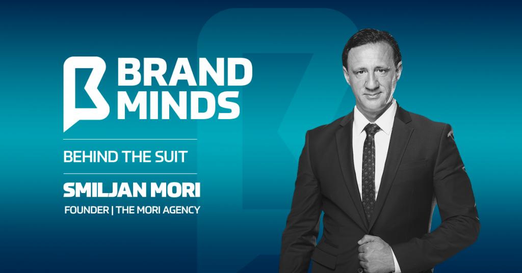 Meet Smiljan Mori   Behind the Suit