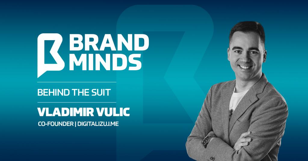 Meet Vladimir Vulic   Behind the Suit