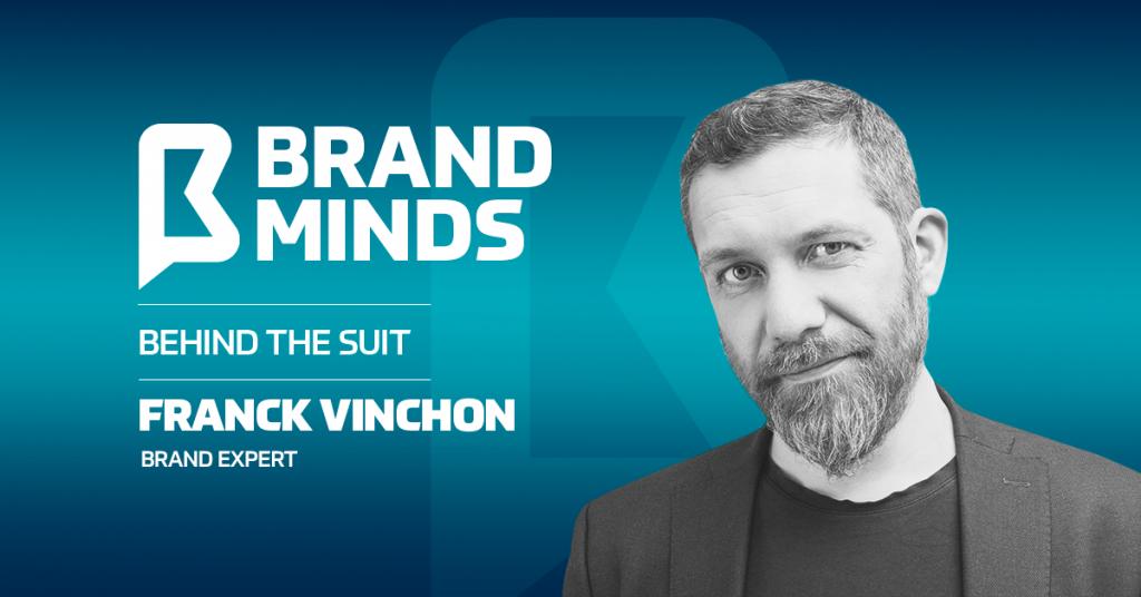 Meet Franck Vinchon   Behind the Suit