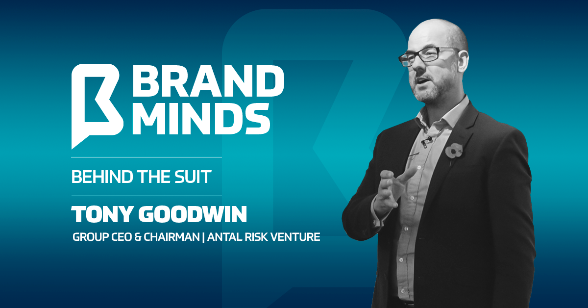 Meet the founder of Antal Risk Ventures   Behind the Suit