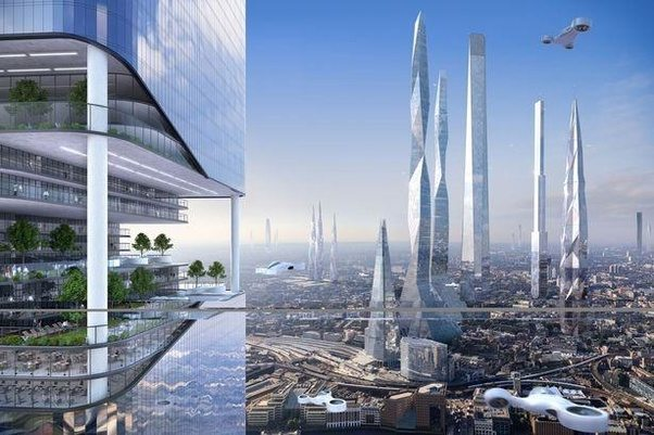 How will the city of the future look like?