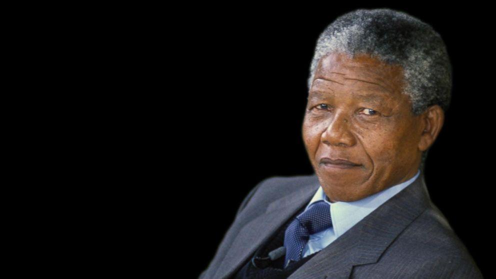 Nelson Mandela's life in 19 landmarks