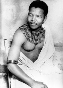Nelson Mandela Xhosa
