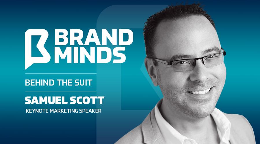 Meet Samuel Scott I Behind the Suit
