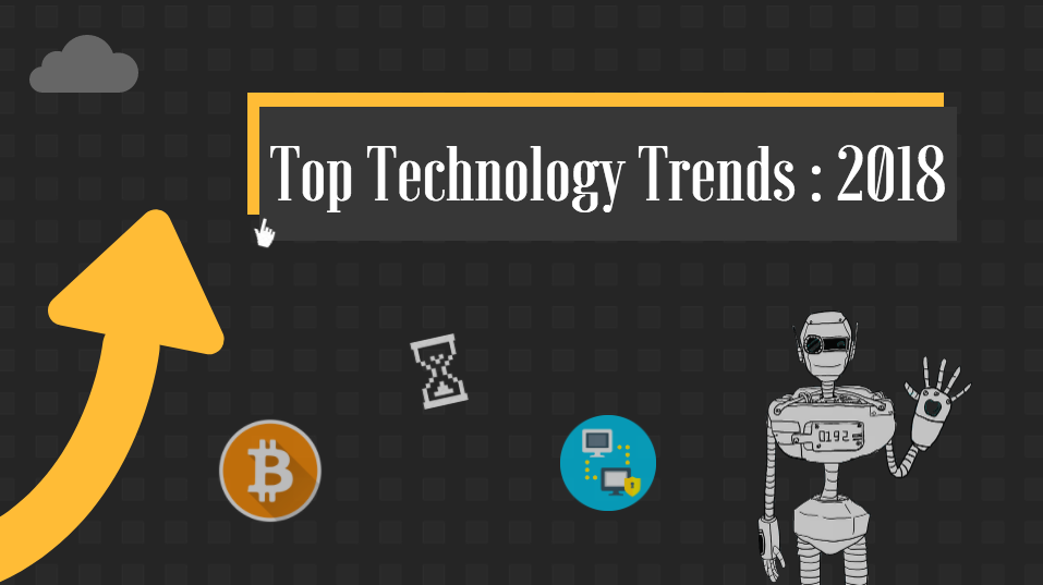 Top Technology Trends in 2018
