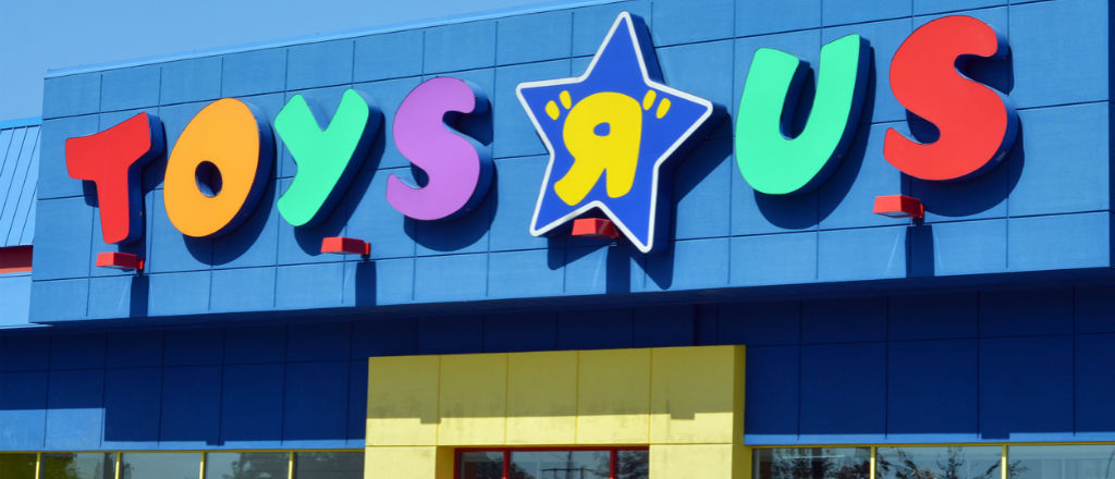 The Downfall of Toys R Us - Don't Blame Amazon!