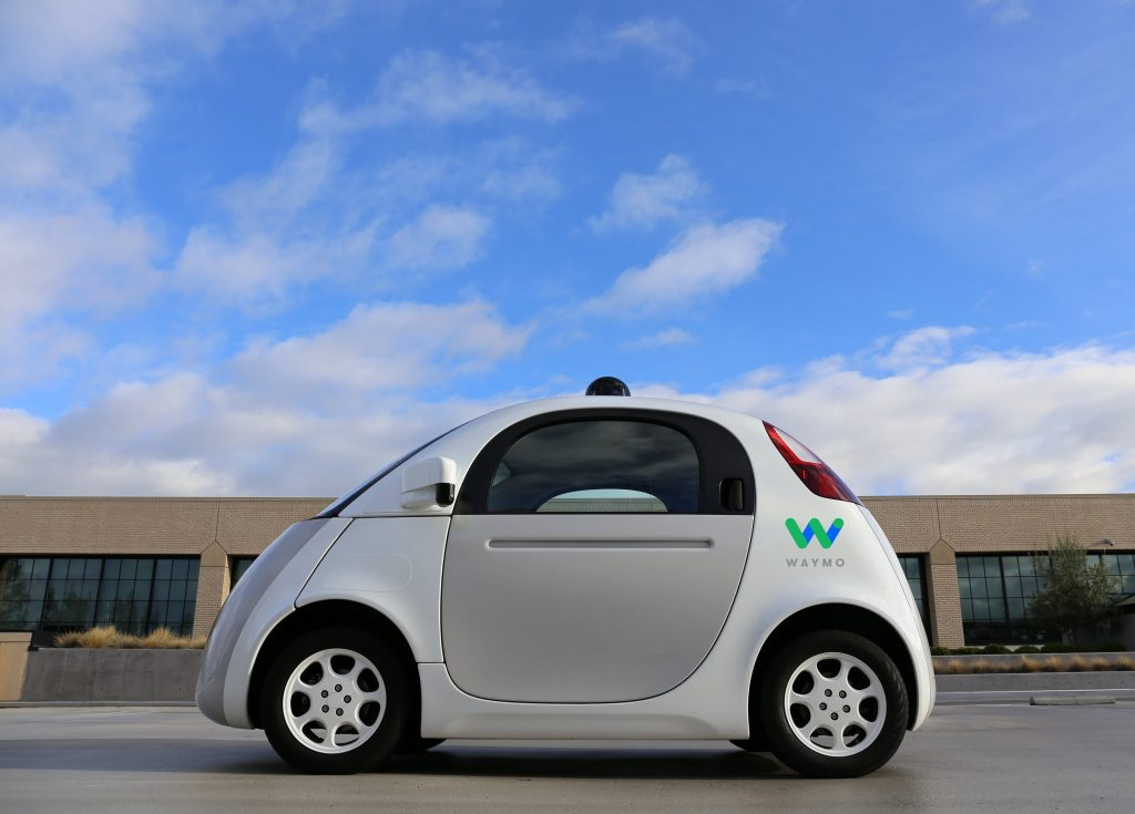 Waymo One - the world's first fully self-driving taxi service